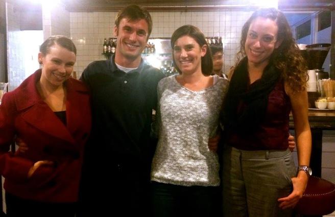 Veronica, Michael, Emily, Rachel